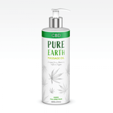 Pure Earth CBD massage oil & body lotion