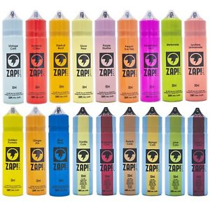 Zap Juice 50ml with Free Zap Salt Shot
