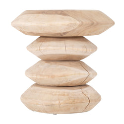 Stacks Stool - Natural PREORDER