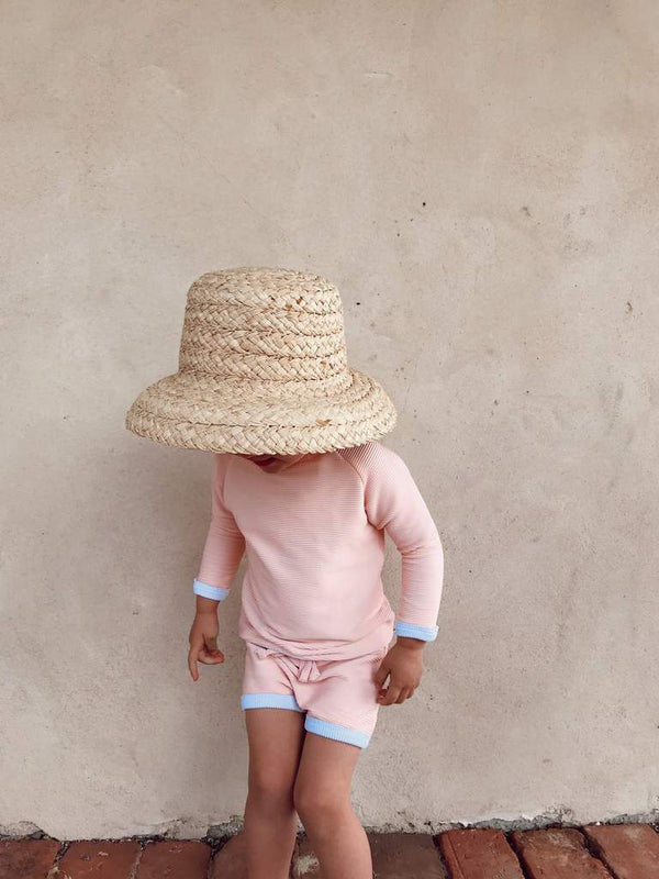 Sollie Mini Straw Hat