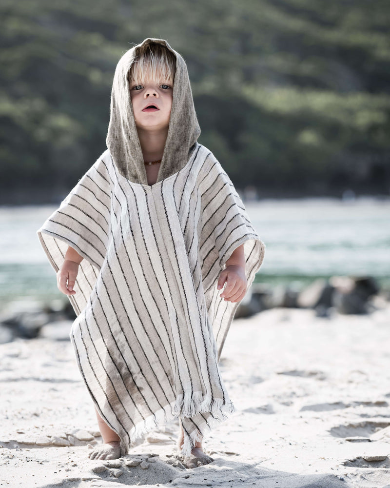 Little Willow Hooded Towel
