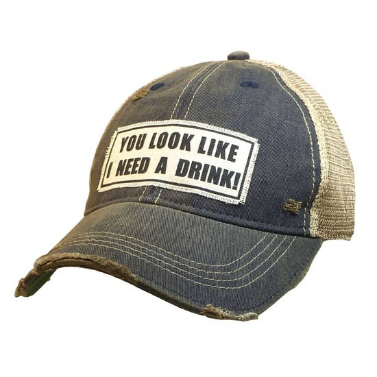 Drinkin' Patch Hat
