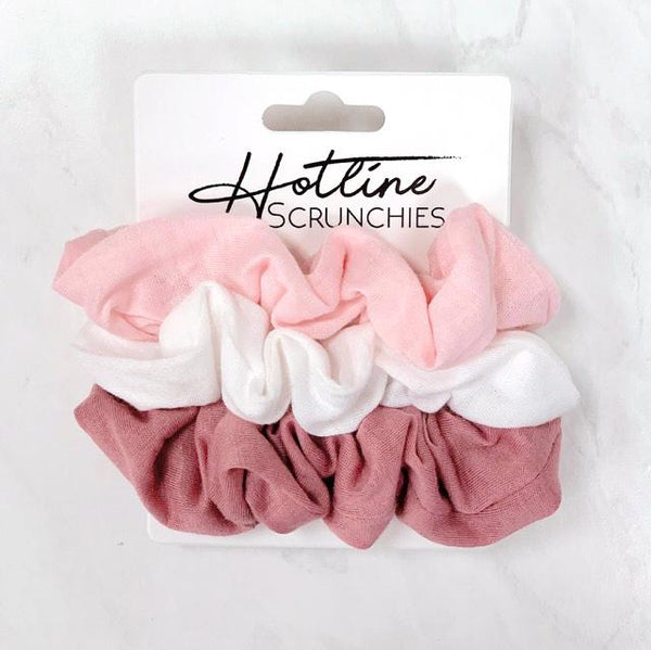 Hotline Hair Scrunchie
