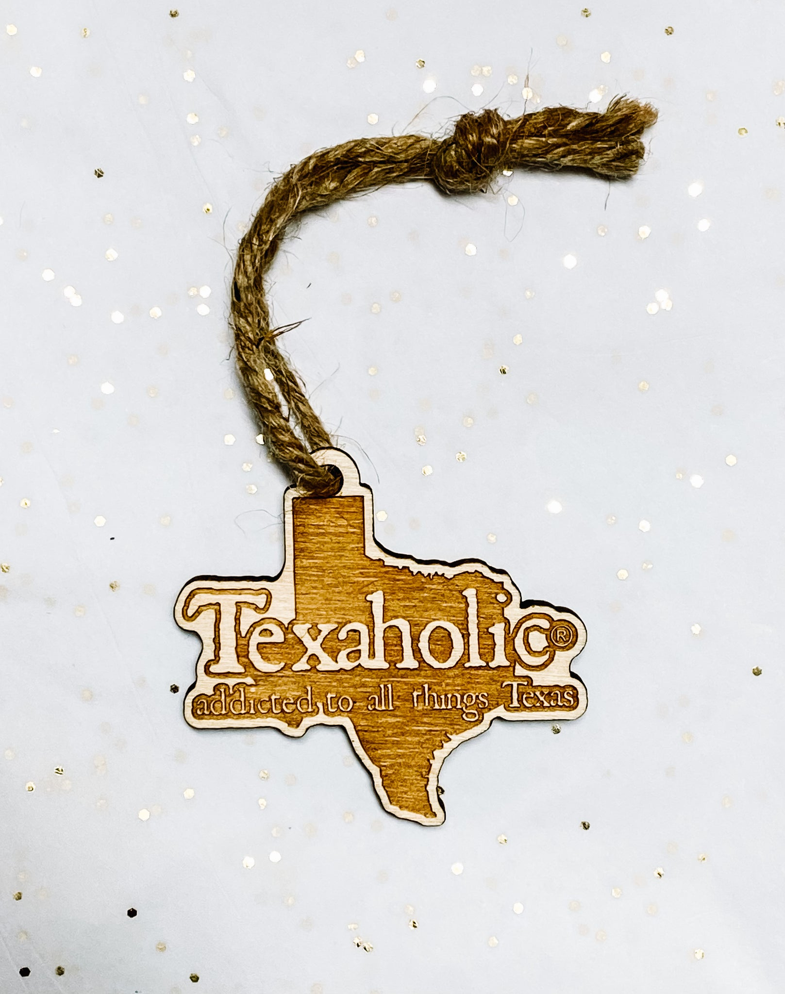 Texaholic® Ornament