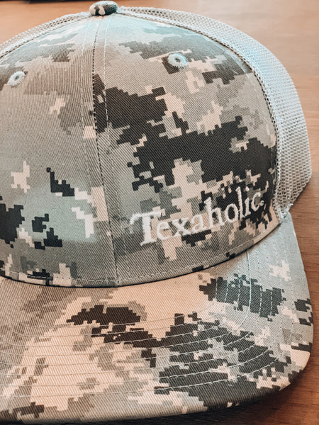 Texaholic® Embroidered Cap