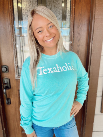 Texaholic® Long Sleeve Tee