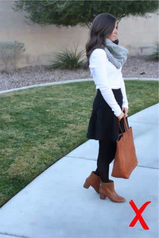 Cousin Billie | How to Pair Boots with Skirts