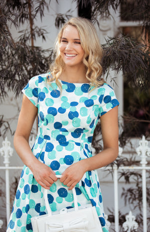 Betty Fit & Flare Dress