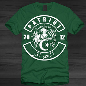 PATRIOT ALGERIEN T-SHIRT