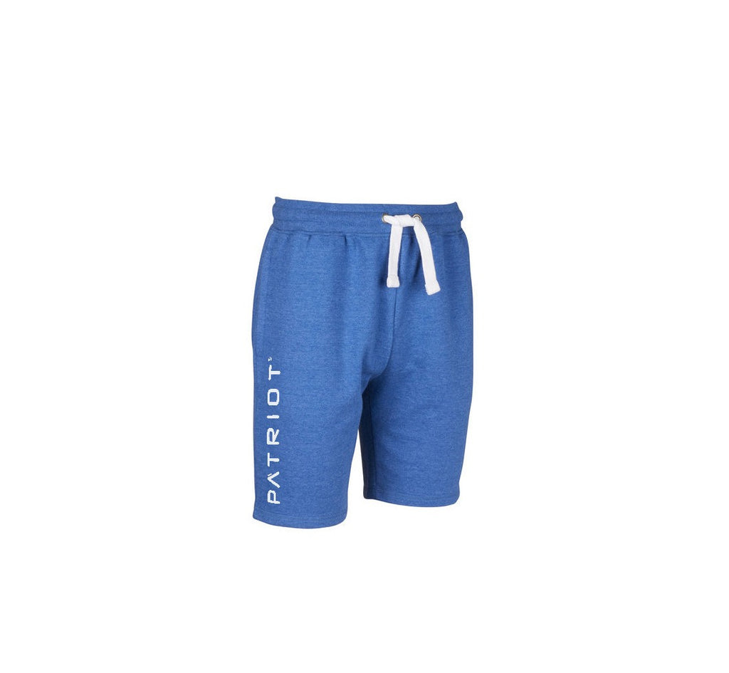 PATRIOT ATHLETICS Kurze Hose Graublau