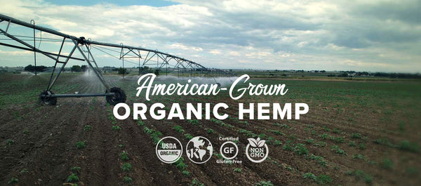 American Grown Organic Hemp Farm CPD