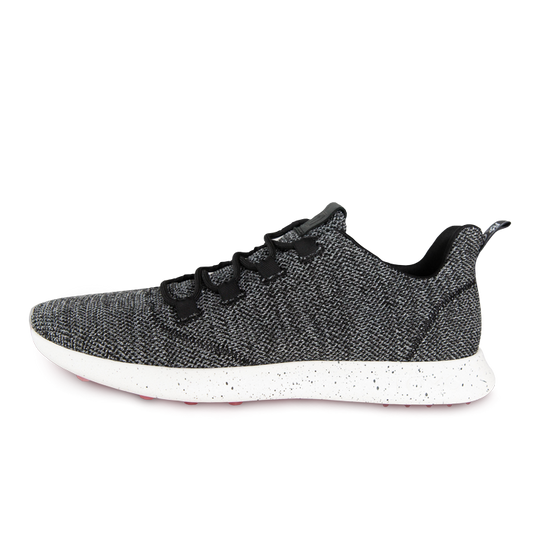 Tomo golf shoe in charcoal