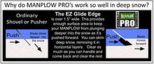 Load image into Gallery viewer, Manplow PRO32 PRO Snow Pusher, 32""