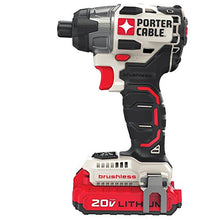 Load image into Gallery viewer, PORTER-CABLE PCCK619L2 20V 2-Tool Brushless Combo Kit