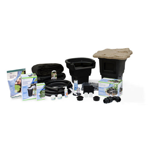 Small Pond Kit 8' x 11' with AquaSurge® 3000 Pump