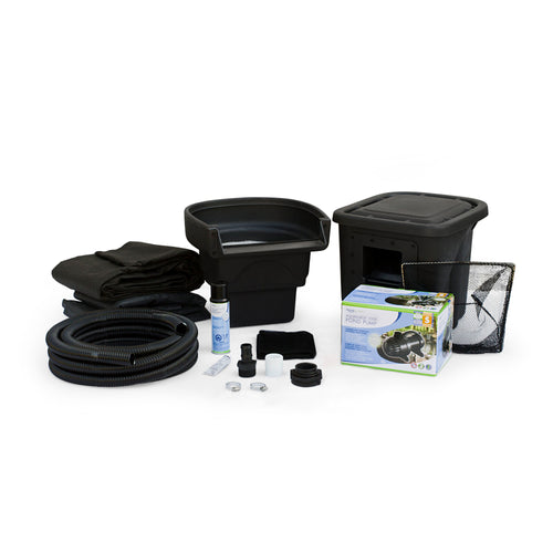 DIY Backyard Pond Kit - 8' x 11'