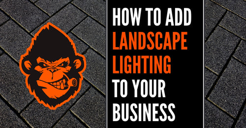 How to Add Landscape Lighting to Your Business