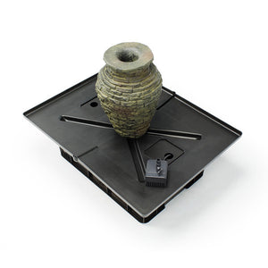 Stacked Slate Urn - Mini Kit
