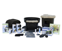 Load image into Gallery viewer, Medium Pond Kit 11' x 16' with AquaSurgePRO 2000-4000 Pump