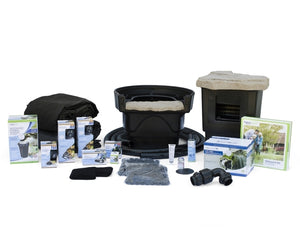 Medium Pond Kit 11' x 16' with 3PL - 3000 Pump