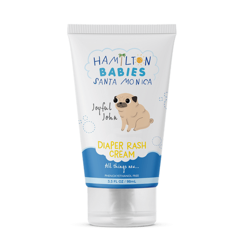 Joyful John Diaper Rash Cream - Hamilton Babies