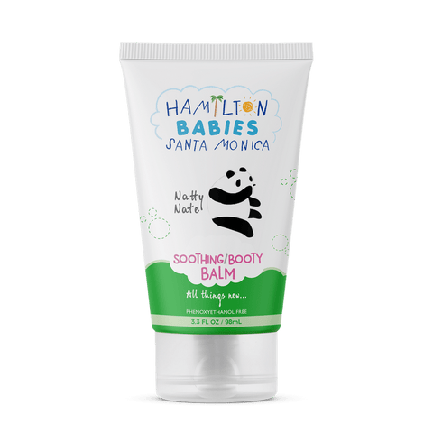 Natty Nate  Soothing/Booty Balm - Hamilton Babies