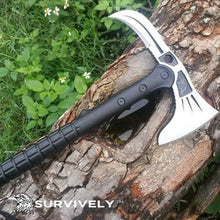 Survively™ Outdoor Tactical Survival Tomahawk