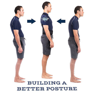 Pro Posture™ Corrective Back Brace For Men & Women