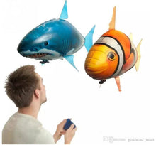 Air Swimmers - Remote Controlled Flying Shark
