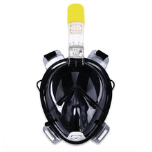 Extreme Underwater Snorkel Mask (2018 Edition) With GoPro Holder