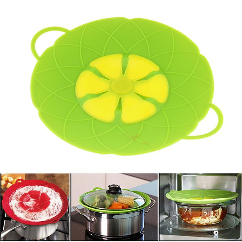 Handy Boil Guard / Steam Cooker Lid