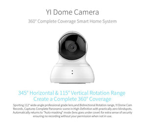 YI Dome Home Security Camera System