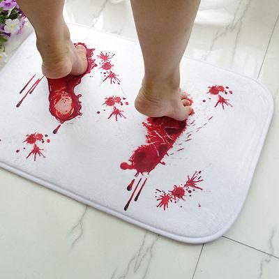 Bloody Bath Mat