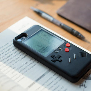 Retro Gameboy iPhone Case