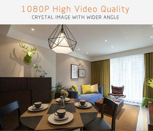 Insanely Awesome HD 1080P Smart Security Camera