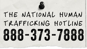 The National Human Trafficking Hotline