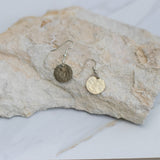 Luna Earrings - Silver and Gold