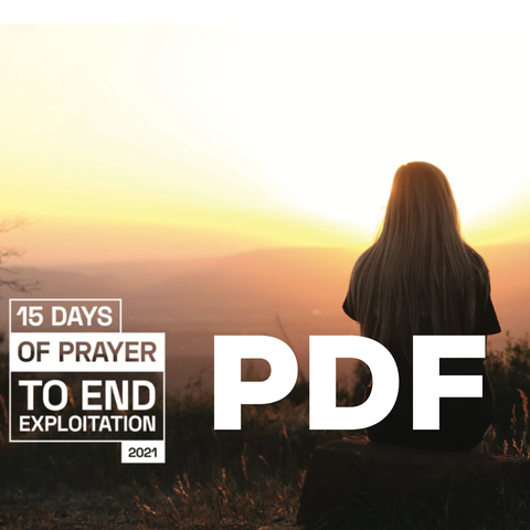 15 Days Prayer Guide PDF