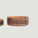 Leather Wristbands Bracelets