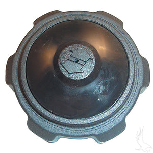 Gas Cap, w/o Gauge Vented, E-Z-Go 72+, Yamaha G16/G20-G22 4-cycle 96+