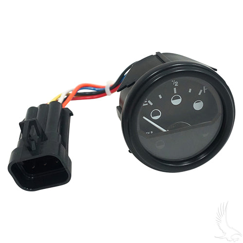 Charge Meter, 48V Round, E-Z-Go RXV