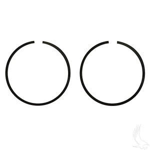 Piston Ring Set, +.25mm, Yamaha G1 Gas