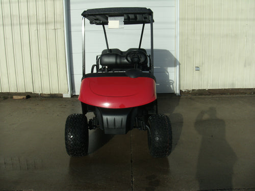 2019R EZGO RXV Red Body Gas