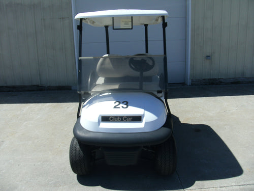2012 Club Car Precedent in White Gas