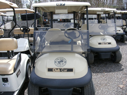 2013 Club Car Precedent 48 Volt Electric in Beige