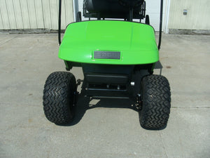 2013 Lifted EZGO TXT 13HP New Lime Green