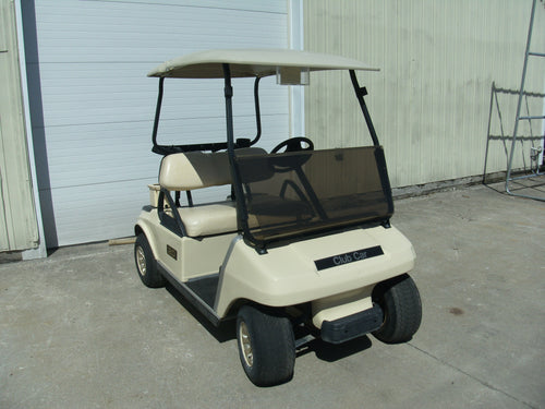2012 Club Car DS 48 Volt Electric in Beige
