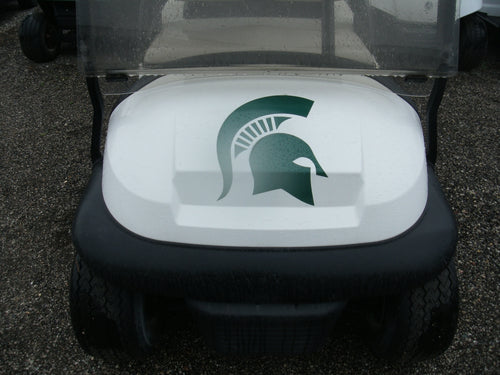 2011 Club Car Precedent MSU Cart