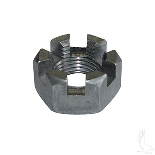 Slotted Nut, Axle, 5/8