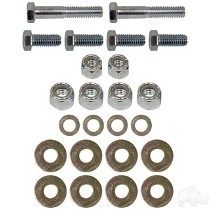 Hardware Kit, Seat Belt Bracket